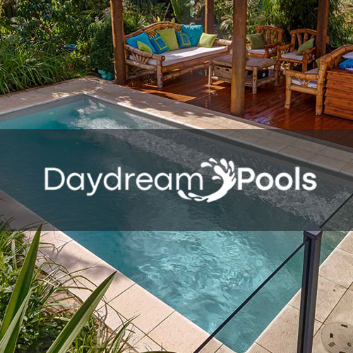 daydream pools fibreglass pool builder
